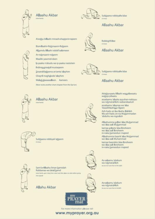 Prayer Mat Image