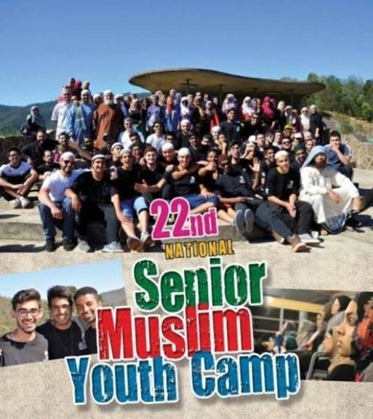 yma senior muslim camp
