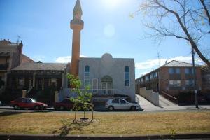 Albanian Mosque Carlton 2