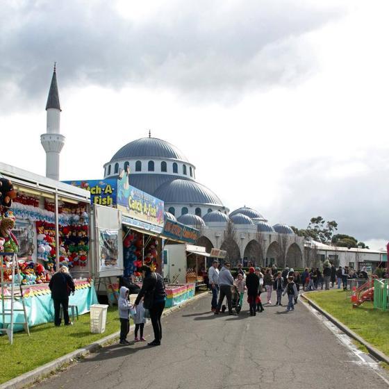 cyprus mosque eid 2014