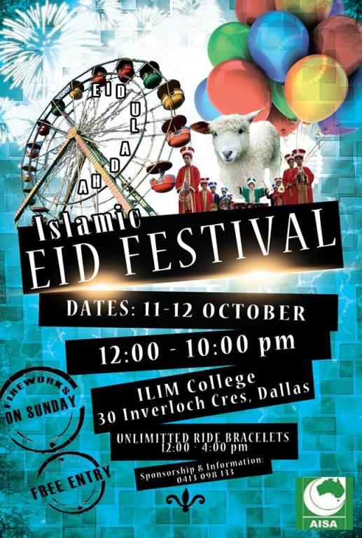 eid ul adha 2014 festival