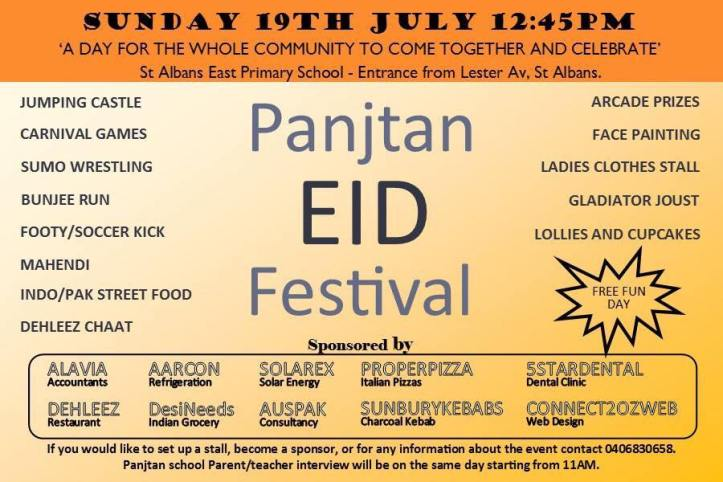 eid at st albans