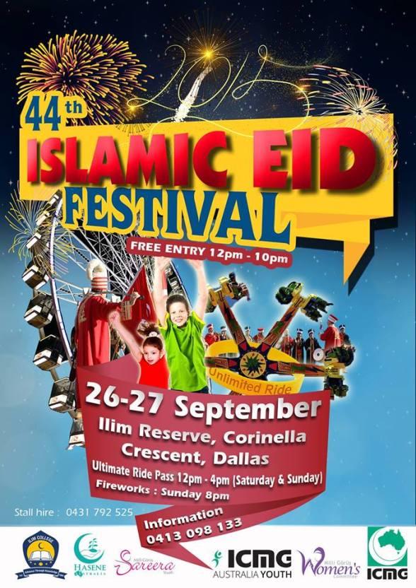 eid al adha 2015 festival ilim