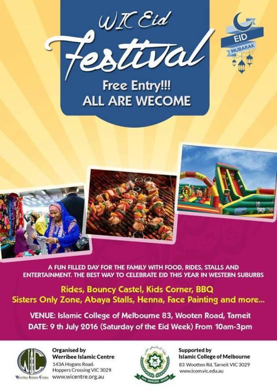 eid festival 1_ 2016 melbourne