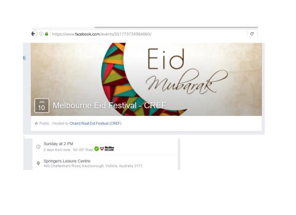 eid festival 2016 melbourne 3