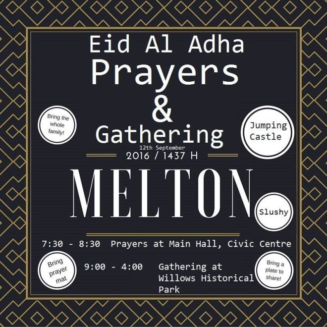 eid in melton 2016