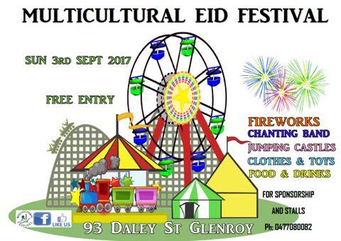 glenroy eid festival 2017