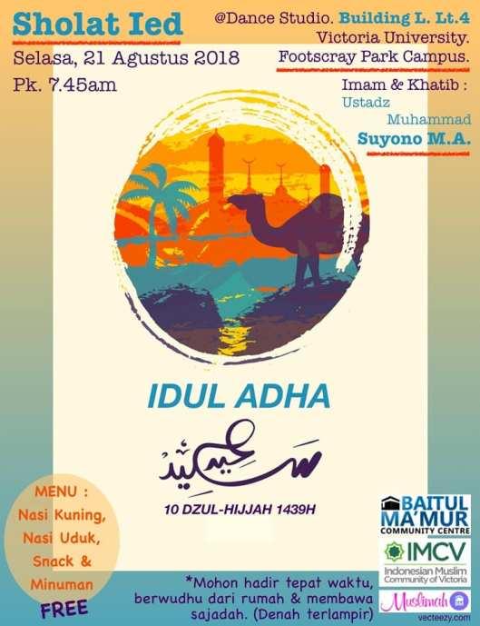 eid al adha prayers melboune 2018 _ 8
