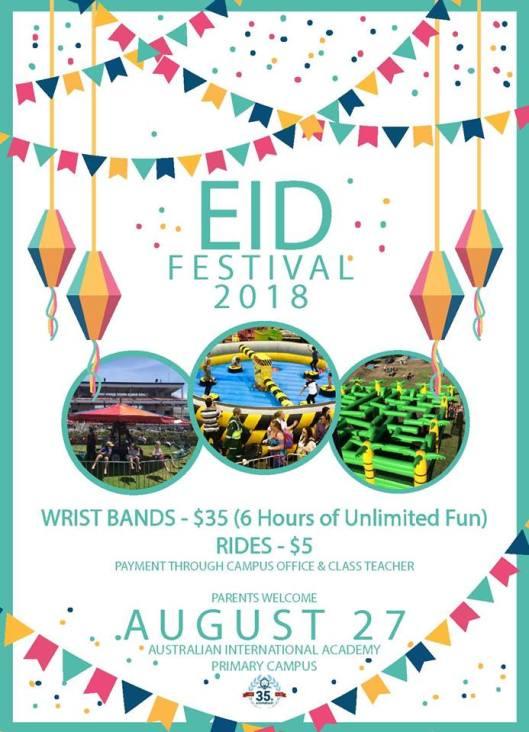 eid festival melbourne 4 _ eid al adha 2018