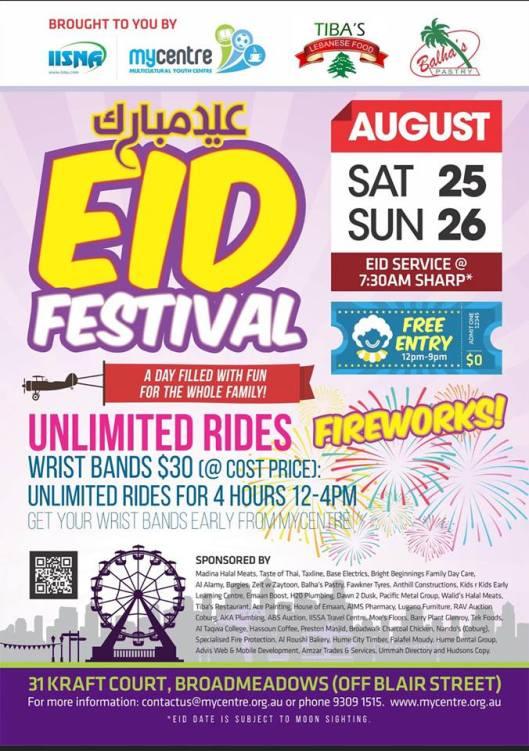 eid festival melbourne 5 _ eid al adha 2018